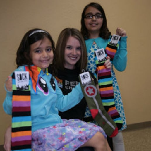 Sock It to Me Charitable Giving and Donations